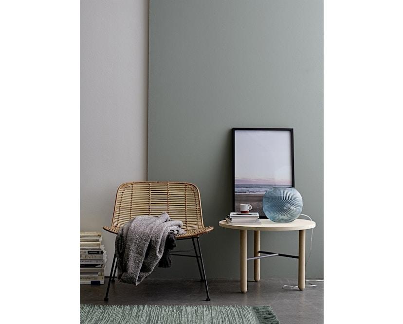 Bloomingville - Dom Chair, Natur mit Schwarz - 8