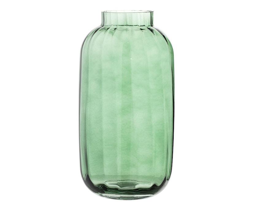 Bloomingville - Vase, Grün, Glas - 0