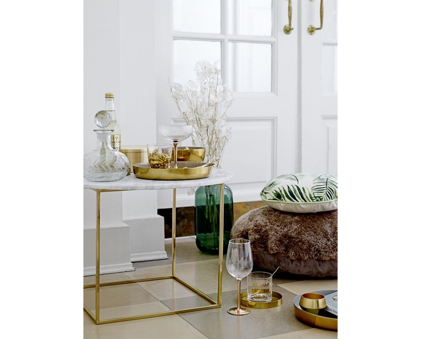 Bloomingville - Vase, Grün, Glas - 1