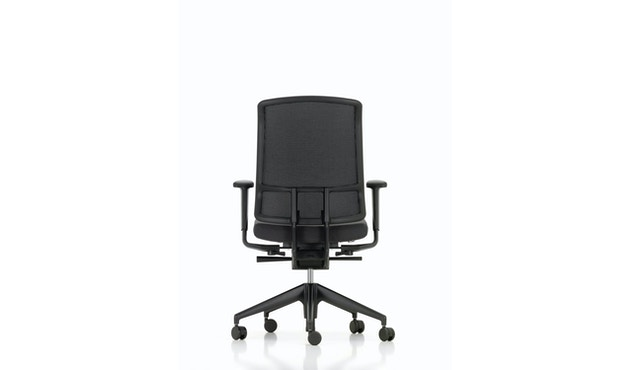 AM Bürostuhl - schwarz