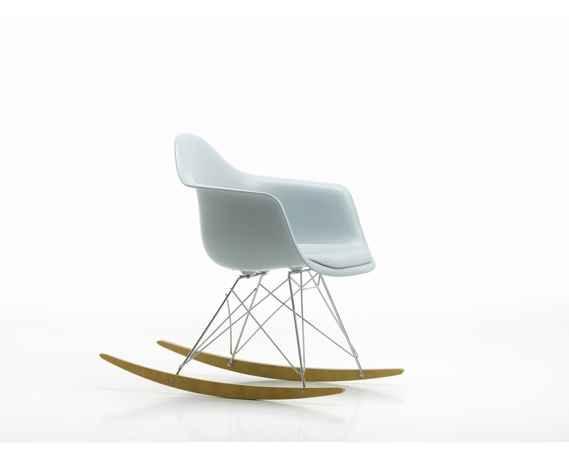 Vitra - Eames Plastic Armchair RAR mit Sitzpolster - 2