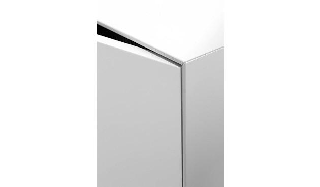 Piure - Nex Pur Box mit Tür - weiß - B120 - H52,5 - 5