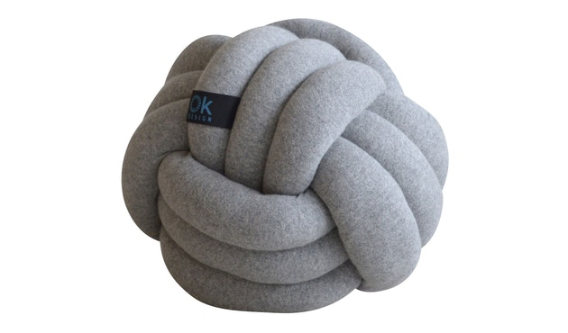 OK Design - Chango Kissen - Grey - Big - 1