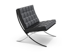 Knoll International - Fauteuil Mies van der Rohe Barcelona  - 13