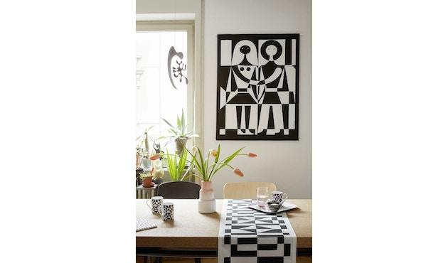 Vitra - Environmental Wall Hanging Black & White -  - 2