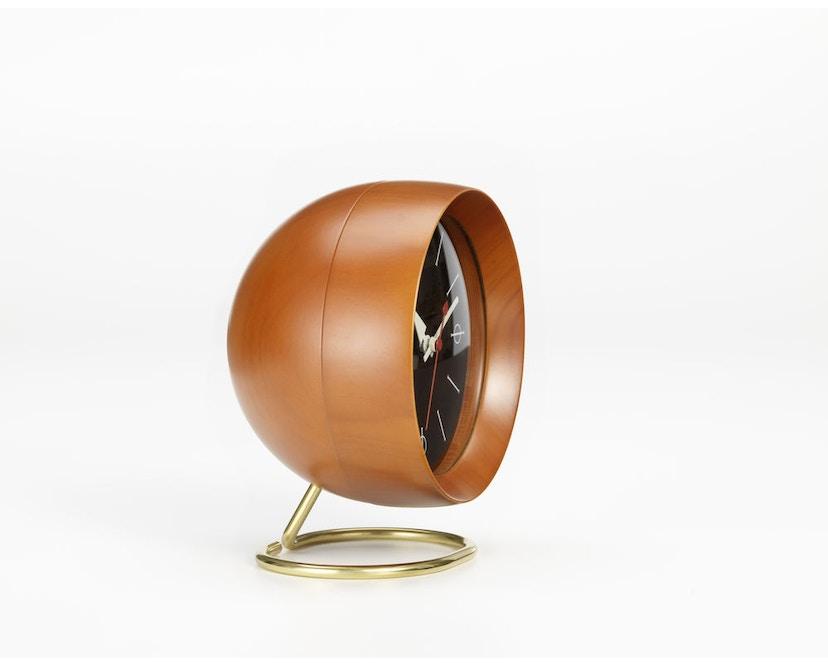 Chronopak Clock - Nussbaum, furnier