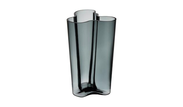 Iittala - Alvar Aalto Finlandia Vase 25,1cm - dunkelgrau - 1