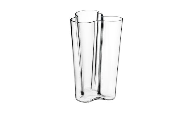 Iittala - Alvar Aalto Finlandia Vase 25,1cm - clear - 1