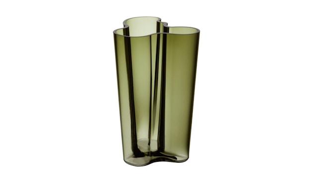Iittala - Alvar Aalto Finlandia Vase 25,1cm - moosgrün - 1