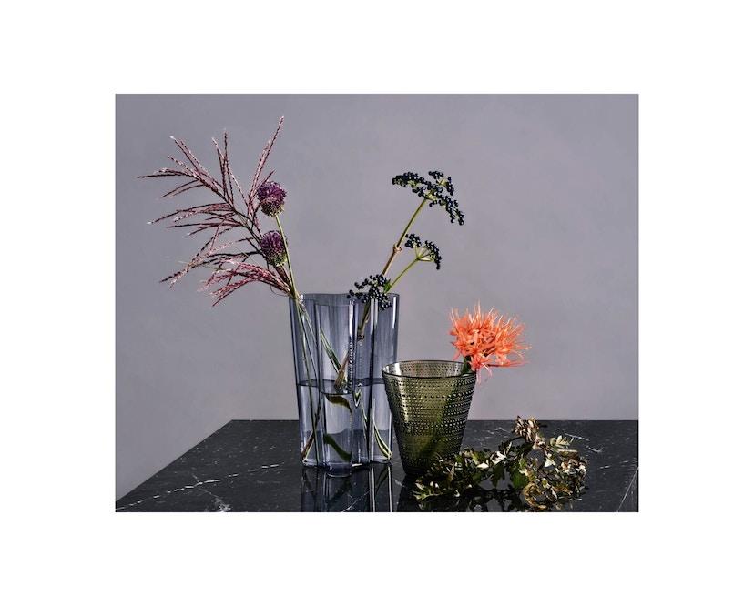 Iittala - Alvar Aalto Finlandia Vase 25,1cm - dunkelgrau - 2