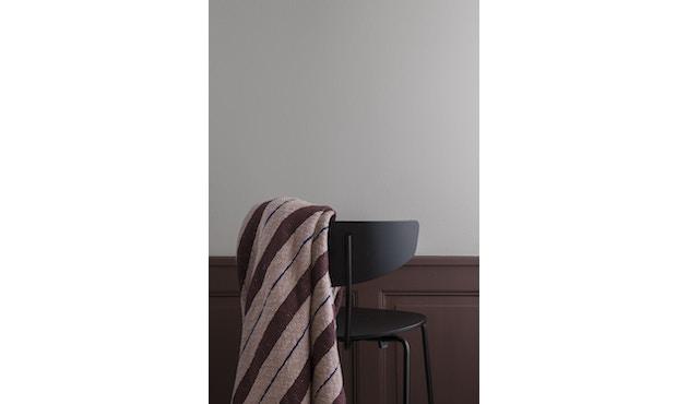 ferm LIVING - Herman stoel - roze/ roest - 11