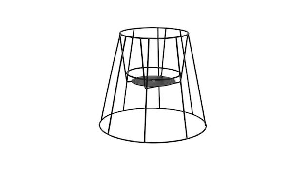 OK Design - Cibele Pflanzenständer - Black - Small - 1