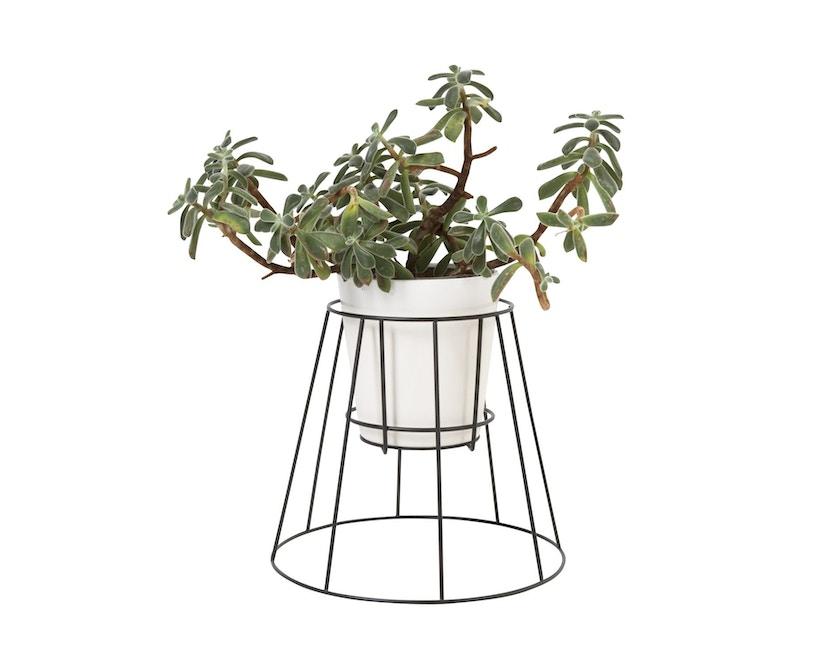 OK Design - Cibele Pflanzenständer - Black - Small - 2