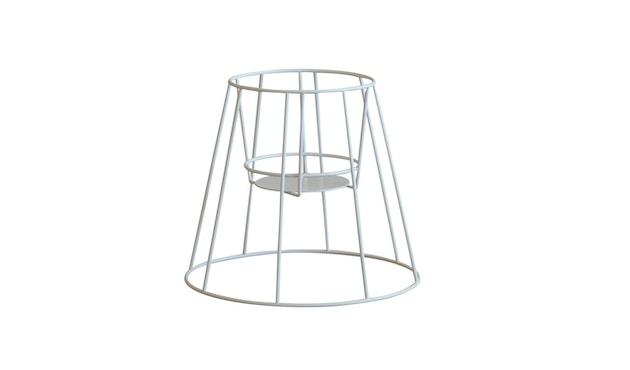 OK Design - Cibele Pflanzenständer - White - Small - 1