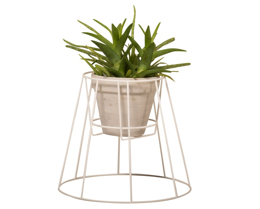 OK Design - Cibele Pflanzenständer - White - Small - 2