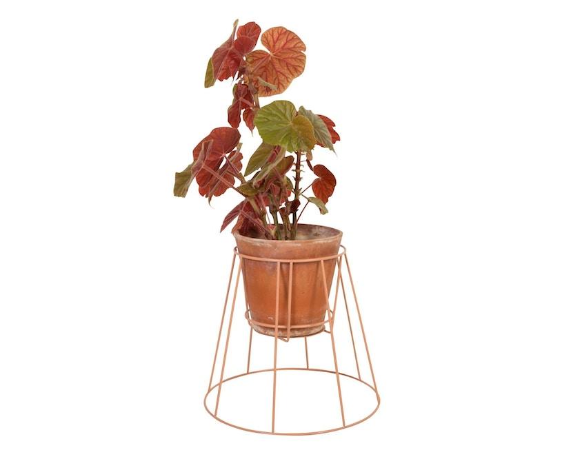 OK Design - Cibele Pflanzenständer - Dusty Peach - Small - 2