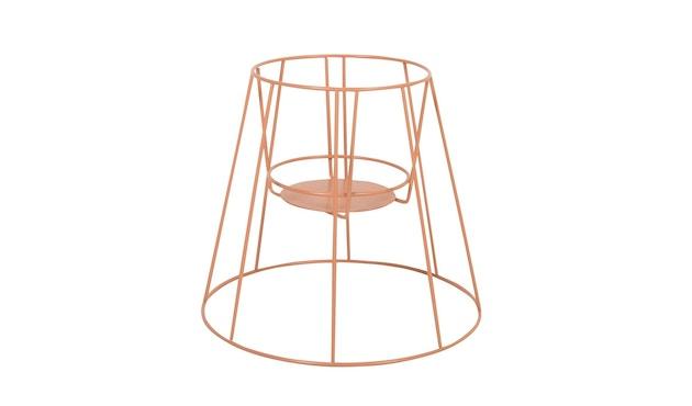 OK Design - Cibele Pflanzenständer - Dusty Peach - Small - 1