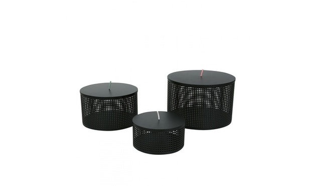 OK Design - BOÎTE box - Ø 20 cm - zwart - 2