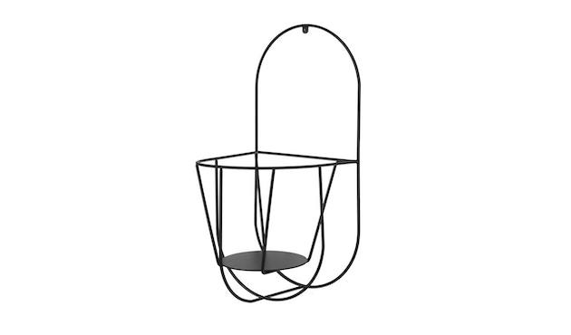 OK Design - Cibele Pflanzen Wandhalter - Black - Small - 2