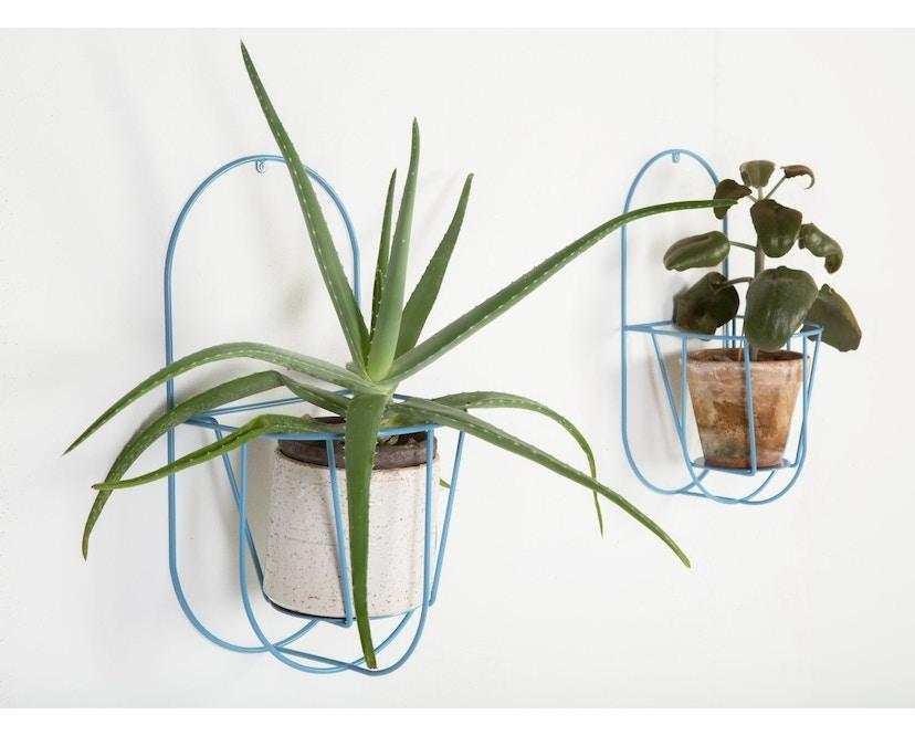 OK Design - Cibele Pflanzen Wandhalter - Black - Small - 3