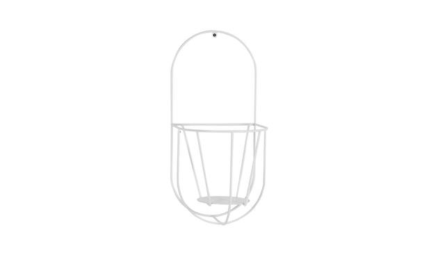 OK Design - Cibele Pflanzen Wandhalter - White - Small - 1