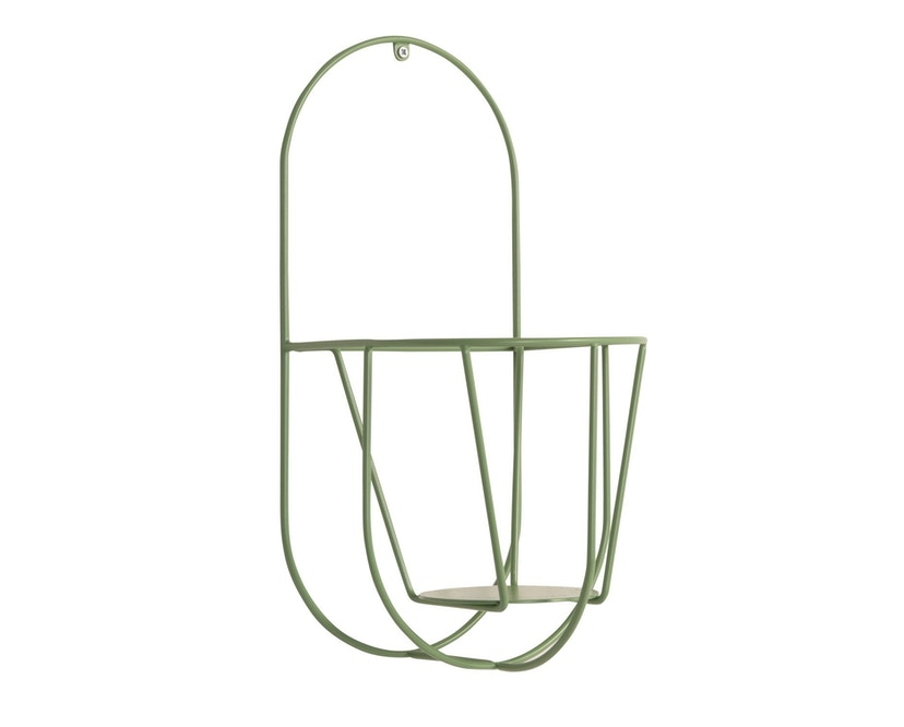 OK Design - Cibele Pflanzen Wandhalter - Sea Green - Small - 2