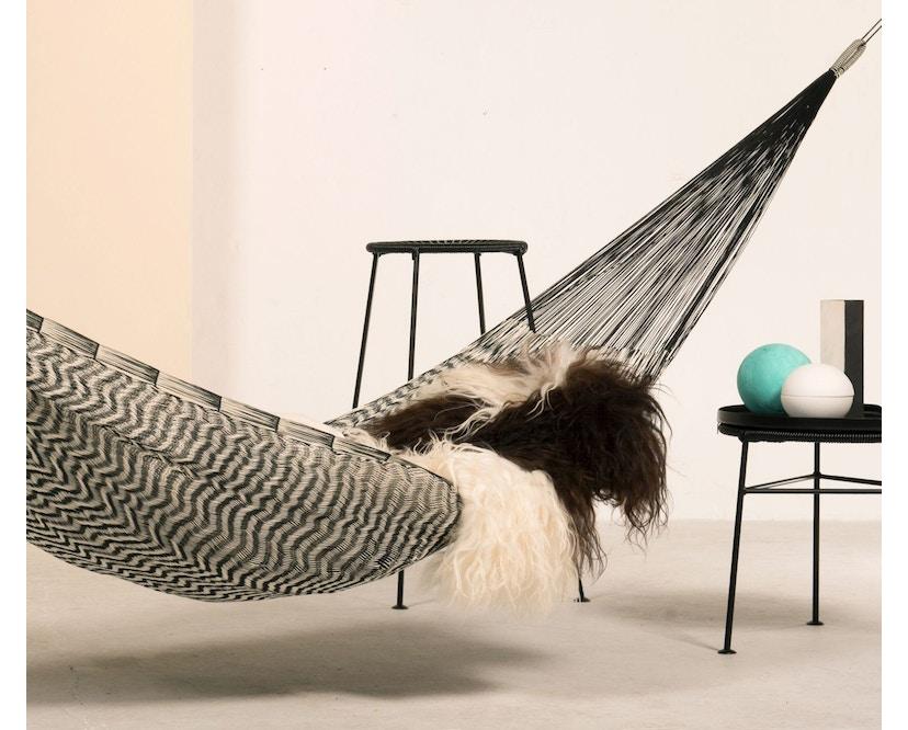 OK Design - Ama hangmat - zwart - wit - 4