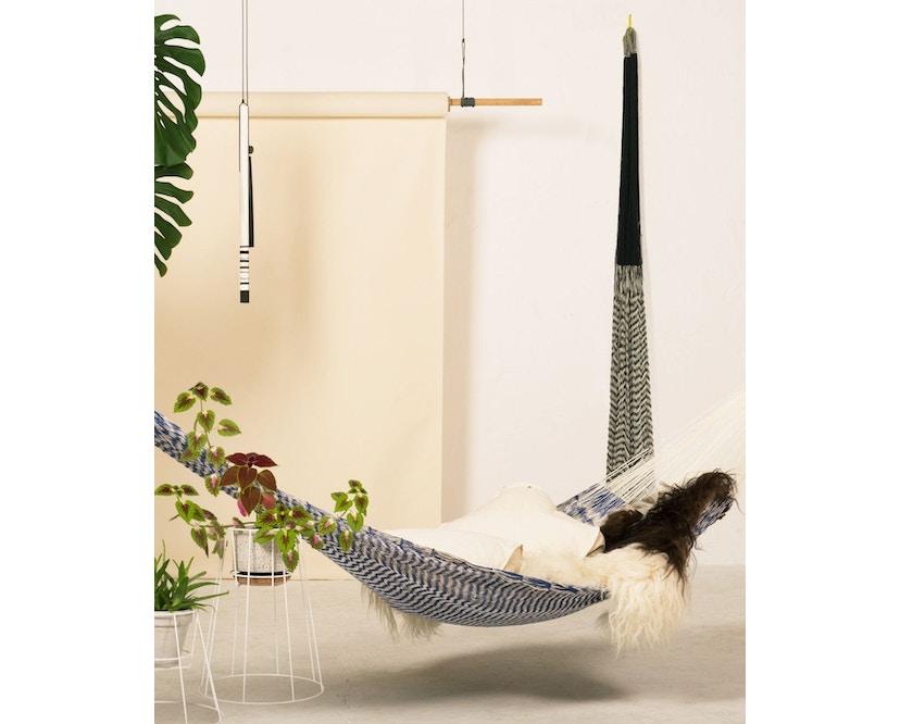 OK Design - Ama hangmat - zwart - wit - 3