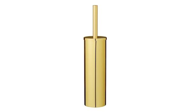 Bloomingville - Toilettenbürste, Gold, Metall - 0