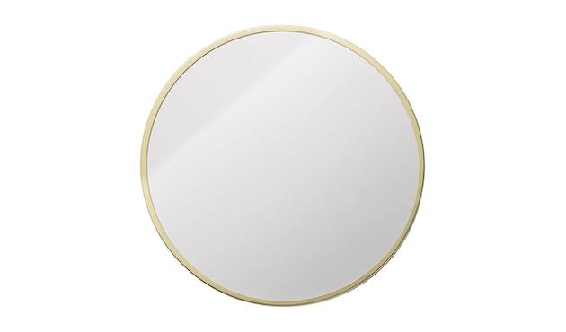 Bloomingville - Kreis 1 Spiegel, Gold, Metall - 0
