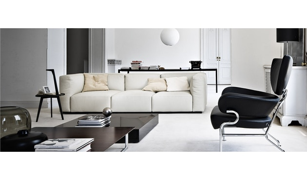 Cassina - 271 Mex Cube Sofa - beige meliert - 2