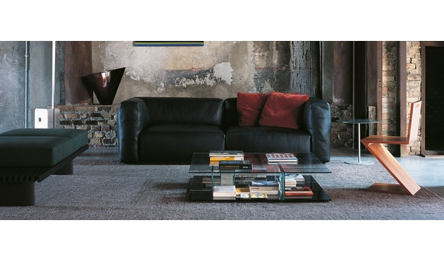 Cassina - 271 Mex Cube Sofa - beige meliert - 3