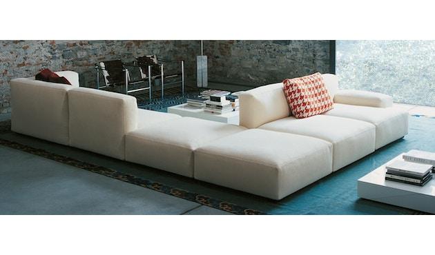 Cassina - 271 Mex Cube Sofa - beige meliert - 4