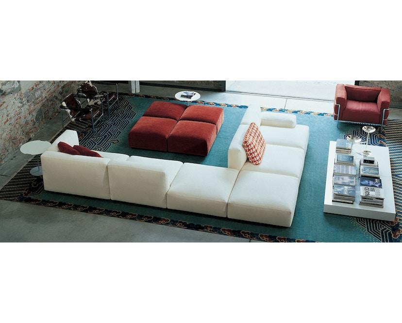 Cassina - 271 Mex Cube Sofa - beige meliert - 5