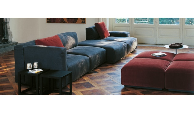 Cassina - 271 Mex Cube Sofa - beige meliert - 6