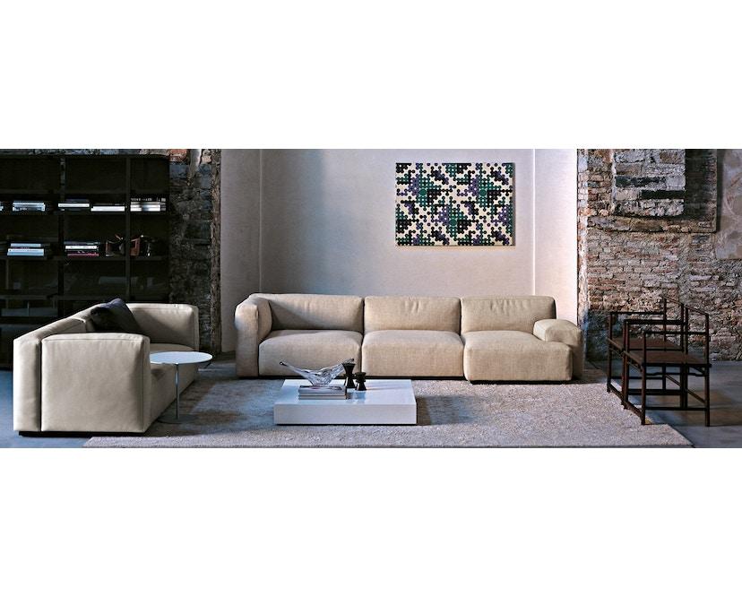 Cassina - 271 Mex Cube Sofa - beige meliert - 7