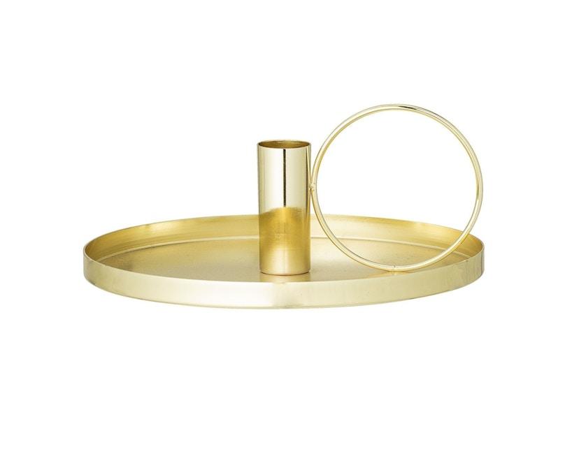 Bloomingville - Kerzenhalter - gold - 1