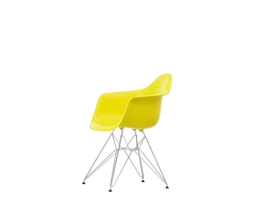 Vitra - DAR mit Sitzpolster - sunlight - Bezug dunkelgrau - Sitzhöhe 46 cm - 6