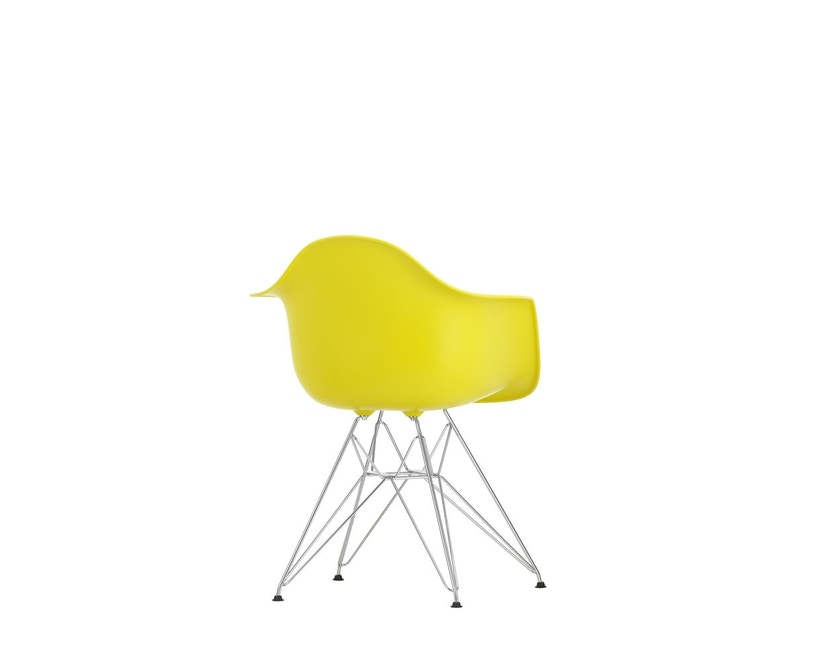 Vitra - DAR mit Sitzpolster - sunlight - Bezug dunkelgrau - Sitzhöhe 46 cm - 7