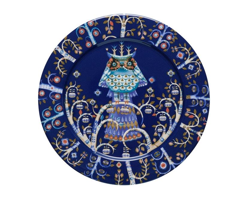 Iittala - Taika Teller, 27cm - blau - 1