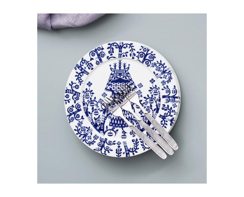 Iittala - Taika Teller, 30cm - blau - 2