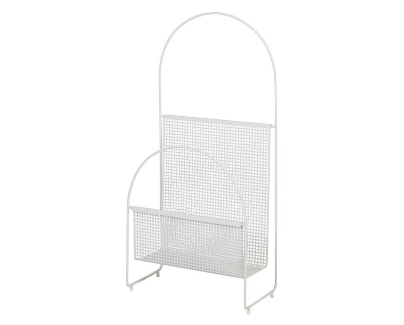 OK Design - Nouvelle Zeitungsständer - White - 1