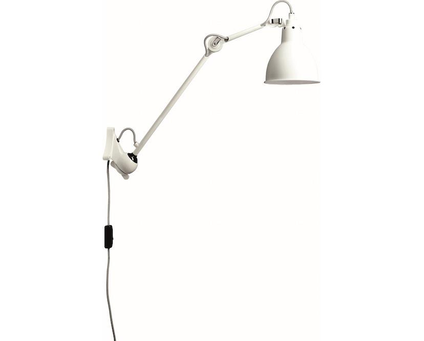 DCW éditions - LAMPE GRAS N°222 Wandleuchte weiß - weiß - rund - 1