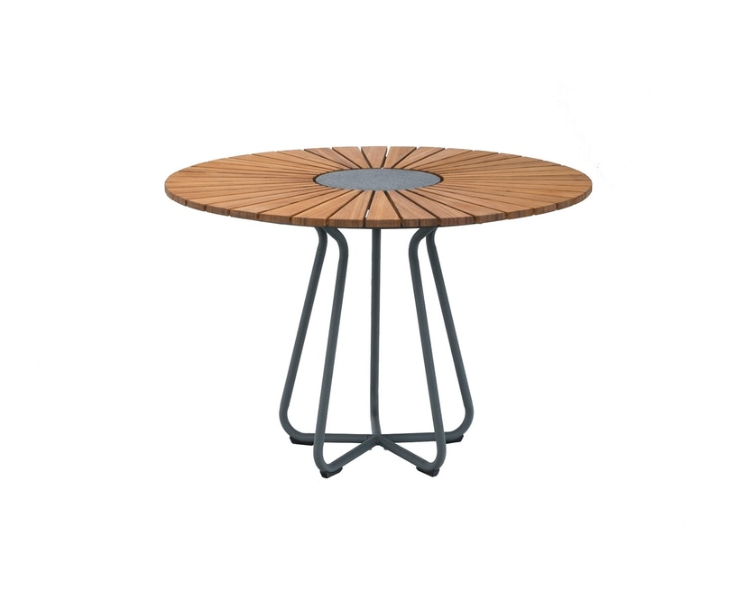 Houe - Table Circle Aluminium - Ø 110 cm - 1