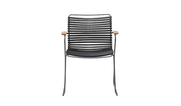 Houe - Click Dining fauteuil - zwart - 1