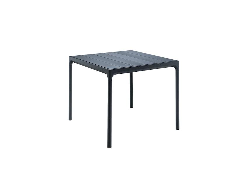 Houe - Four Outdoor Tisch -  Aluminium  - 90 x 90 cm - 1