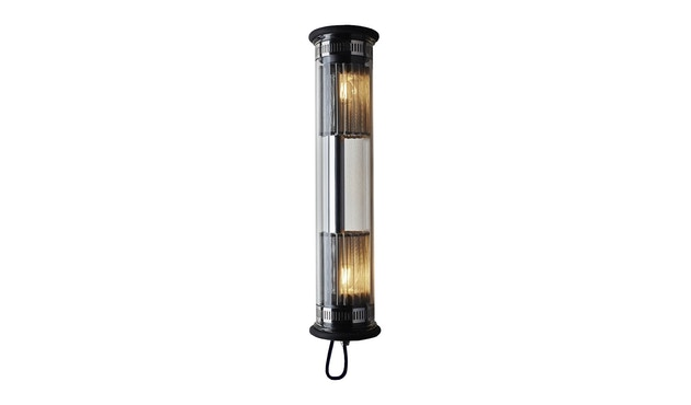 DCW éditions - IN THE TUBE 100-500 wandlamp - zilver - stof zilver - 2