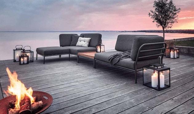 Houe - Level Lounge Beistelltisch - Bambus - 2