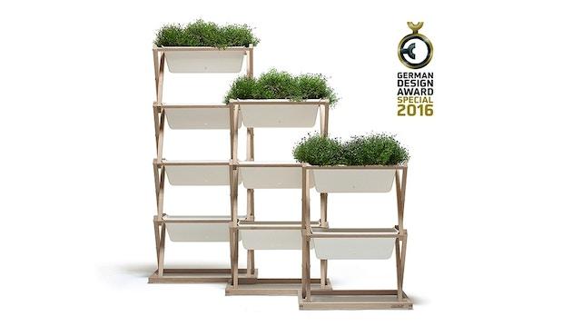 Urbanature - Vertikaler Garten klappbares Pflanzenbett - 2
