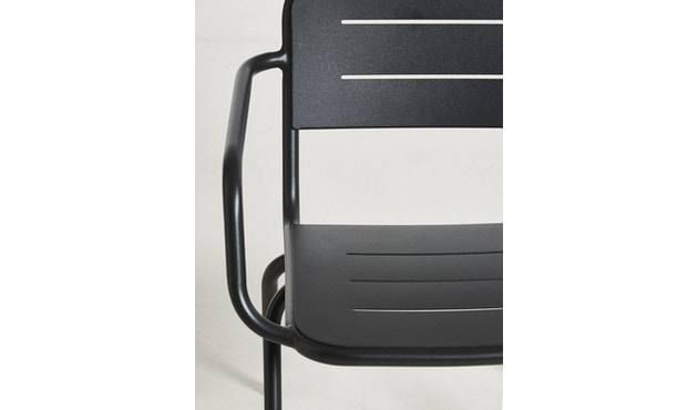 Woud - Ray Dining Stuhl - Charcoal black - 4